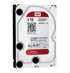 "HARD DISK-2.0TB SATA 3.5"" INT.WD RED"
