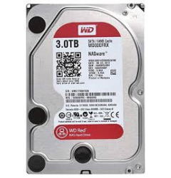 "HARD DISK-3.0TB SATA 3.5"" INT.WD RED"