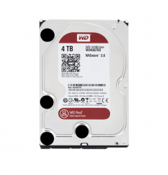 "HARD DISK-4.0TB SATA 3.5"" INT.WD RED"