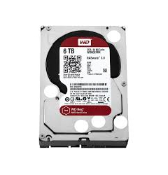 "HARD DISK-6.0TB SATA 3.5"" INT.WD RED"