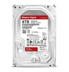 "HARD DISK-8.0TB SATA 3.5"" INT. WD RED"