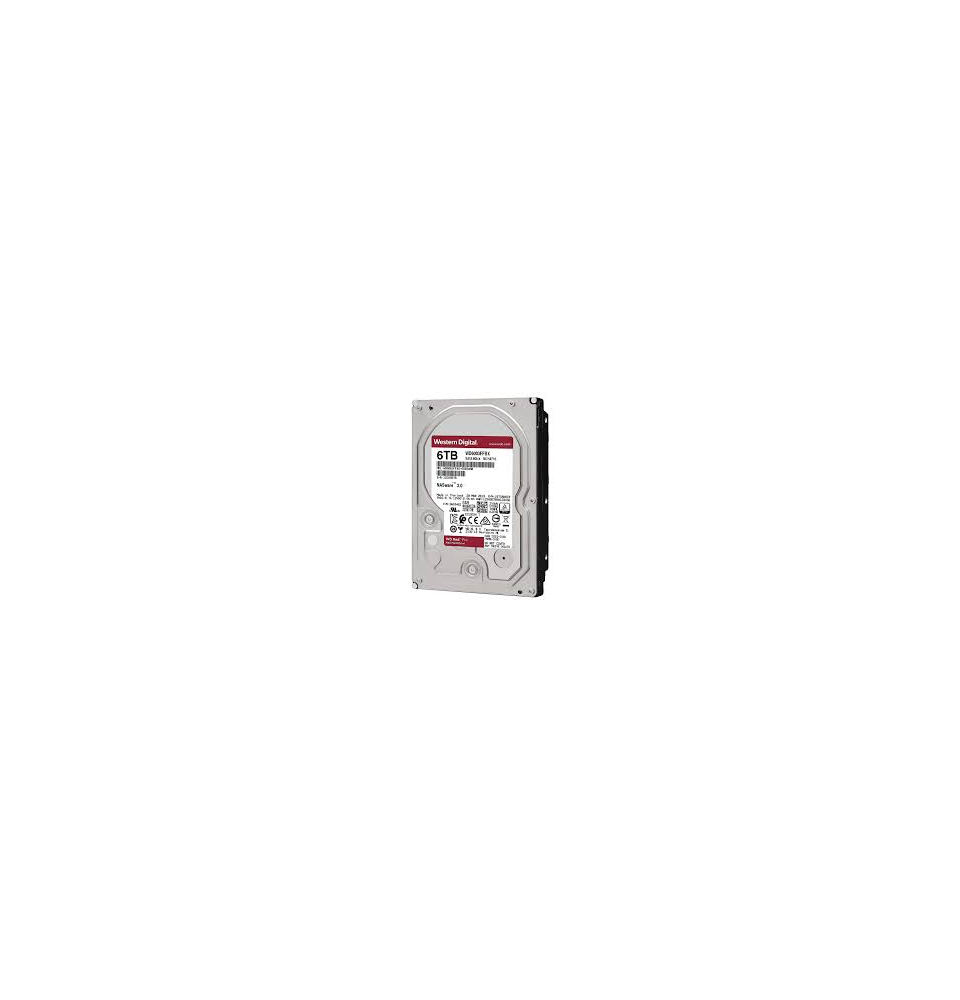 "HARD DISK-6TB SATA 3.5"" INT.WD RED PRO"