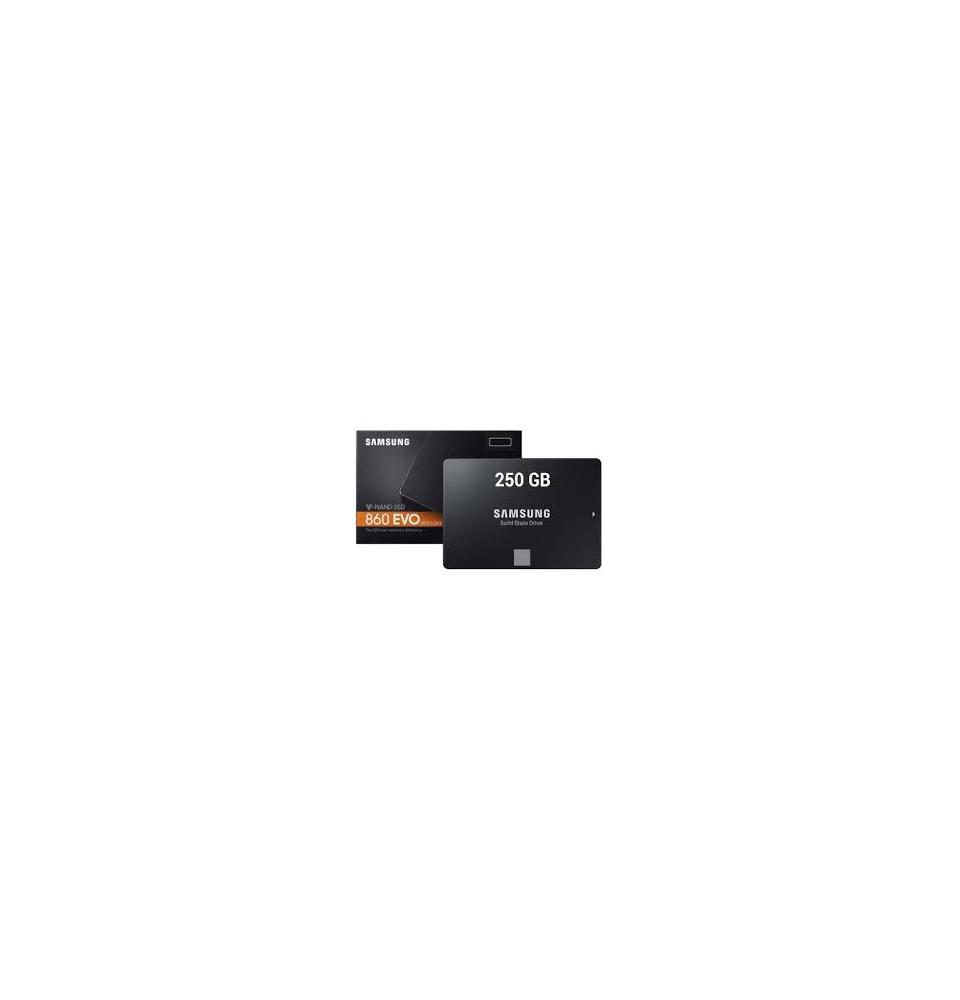 "SSD-250GB 2.5"" SAMSUNG 860EVO"