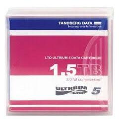 LTO-DATA CARTRIDGE LTO5 1.5/3Tb-5PACK