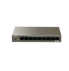 NTW-SWITCH 9 PORTE/8 POE GB  IP-COM