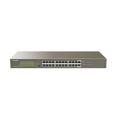 NTW-SWITCH 24 PORTE POE GB  IP-COM
