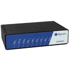 NTW-ROUTER 4G/LTE 3LAN 1WAN 1FXS DIGICOM