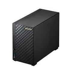 NAS-ASUSTOR 2 BAY DS ARM.1.6GHZ D/C