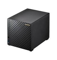 NAS-ASUSTOR,4 BAY,DS,CEL.1.6GHZ,Q/C,2GB