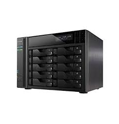 NAS-ASUSTOR,10 BAY,DS, I3,3.5GHZ,D/C,2GB