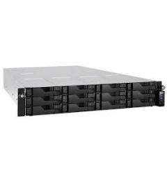 NAS-ASUSTOR,12 BAY,2U,I3-3.5,D/C,4GB,RID