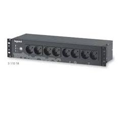 LEGRAND-KEOR PDU 800VA/480W 8xIEC NERO