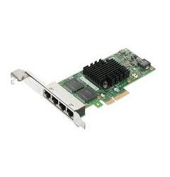 SCHEDA-RETE GIGABIT INTEL 4LAN / PCI-Ex